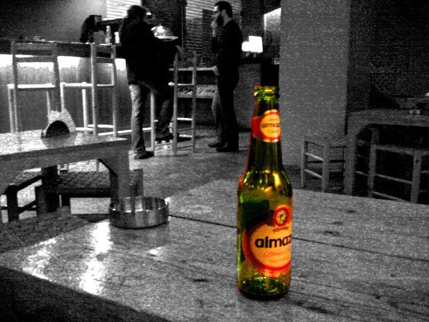 Almaza..alone